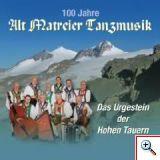 """Altmatreier Tanzmusik - Tontäger 3: """"Urgestein der Hohen Tauern"""""""